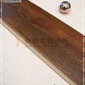 防水木地板.超耐磨木地板-拍拍扣系列-田園黑橡02