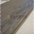防水木地板.超耐磨木地板-拍拍扣系列-淺色灰橡01