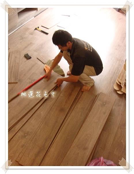 仿古系列-鄉村橡木-130319 E面窗3-桃園市 超耐磨木地板 強化木地板