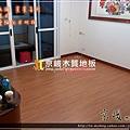 無縫抗潮 賓賓系列 稻香橡木-032113客廳1-土城 超耐磨木地板.強化木地板