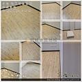 手刮紋-北國白松05301325-三峽  超耐磨木地板 強化木地板