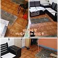 無縫抗潮-賓賓系列-03261301-洗白柚木-忠孝東路五段 超耐磨木地板.強化木地板