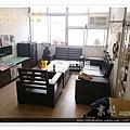 無縫抗潮-賓賓系列-03261306-洗白柚木-忠孝東路五段 超耐磨木地板.強化木地板