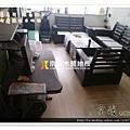 無縫抗潮-賓賓系列-03261308-洗白柚木-忠孝東路五段 超耐磨木地板.強化木地板