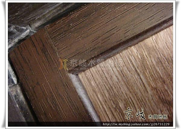 仿古系列-鄉村橡木-130319 M一字條7-桃園市 超耐磨木地板 強化木地板.JPG