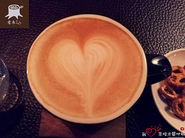 大安區老木咖啡2013082415玫瑰拿鐵.jpg