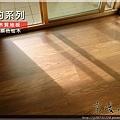 簡約無縫系列 原木柚木4 超耐磨地板/強化木地板