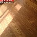 簡約無縫系列 原木柚木8 超耐磨地板/強化木地板