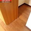 簡約無縫系列 原木柚木9 超耐磨地板/強化木地板