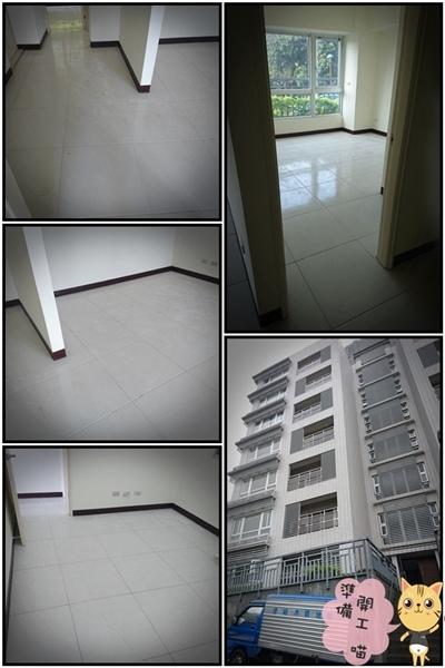 無縫抗潮-馬爾墨柚木-超耐磨木地板-施工7.jpg