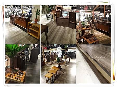 耐磨地板-敦南誠品KINSOLE清尚眼鏡專櫃14