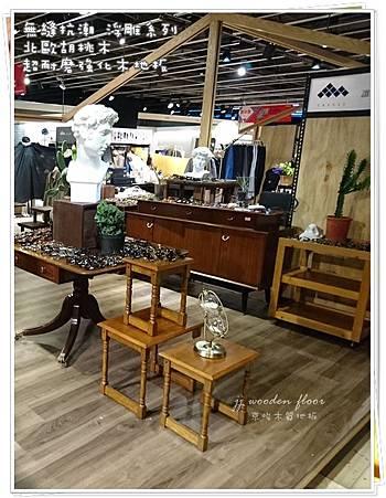 耐磨地板-敦南誠品KINSOLE清尚眼鏡專櫃11