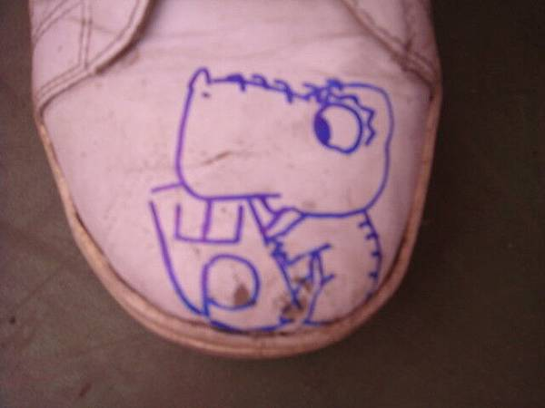 猩猩的鞋鞋