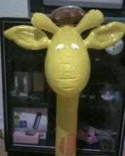 我的長頸鹿