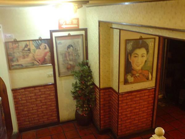古色古香的餐廳