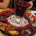 巧克力小火鍋