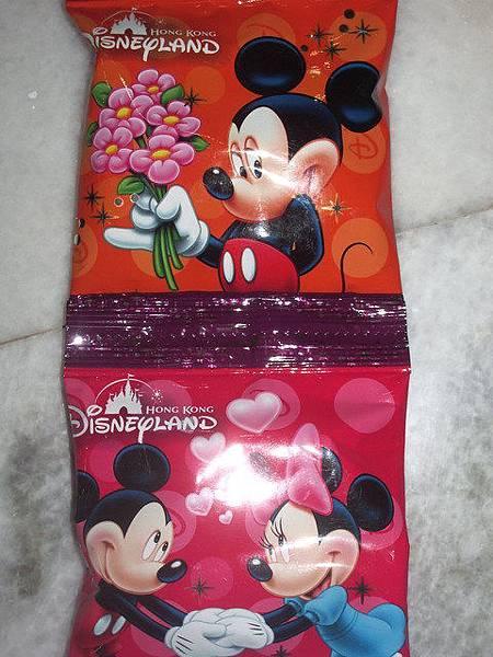 Mickey 饼干