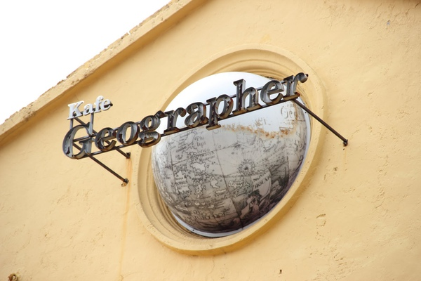 geographer cafe