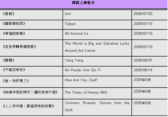 台北電影節將上映電影-1