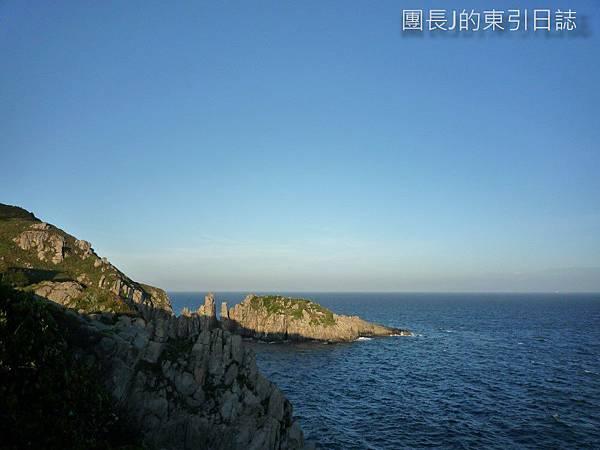 少數不必搭船就能看海鷗的島嶼.東引