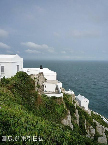 東引燈塔,遙望大海的綺麗半島之尖