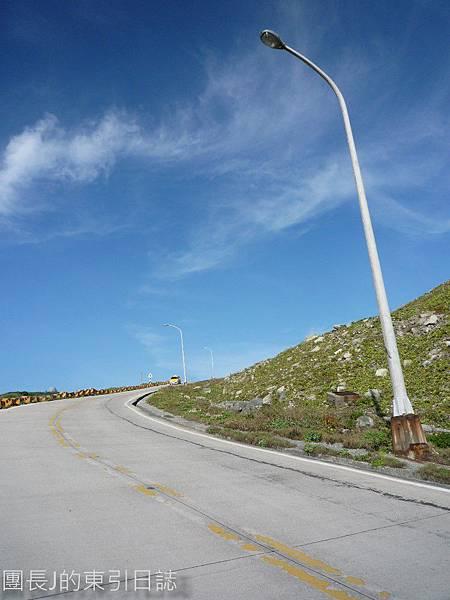 南澳路,在東引現階段最適合拍照的就是它了吧?