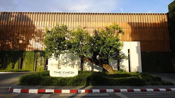 The Chedi大門2