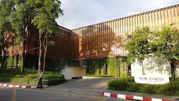 The Chedi大門3