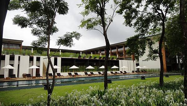 The Chedi游泳池8