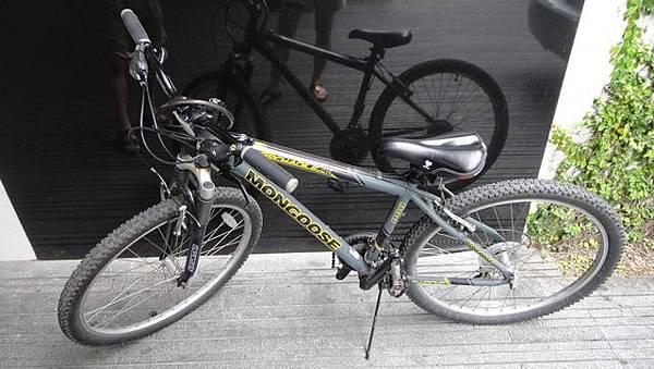 The Chedi免費的腳踏車