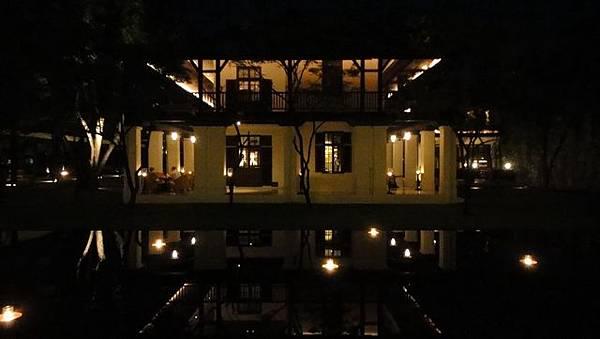 The Chedi夜景3
