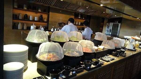 The Chedi早餐3