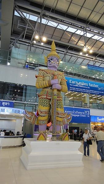 泰國機場一