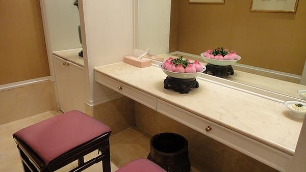 東方文華飯店廁所