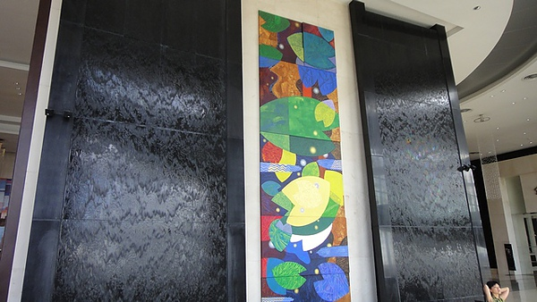 LOBBY大廳的畫