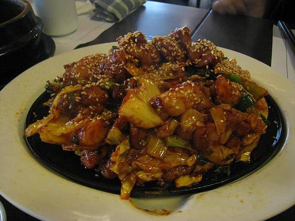 春川辣炒雞