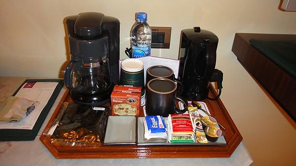 茶包跟咖啡包