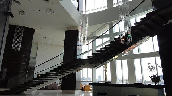 飯店23樓SKY LOBBY