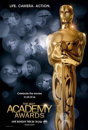 OSCAR Academy Awards 2012