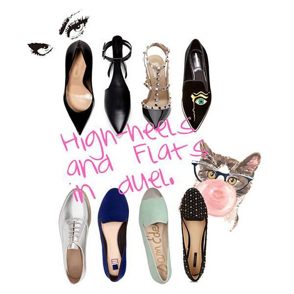 High-heels and Flats in duel ..jpg