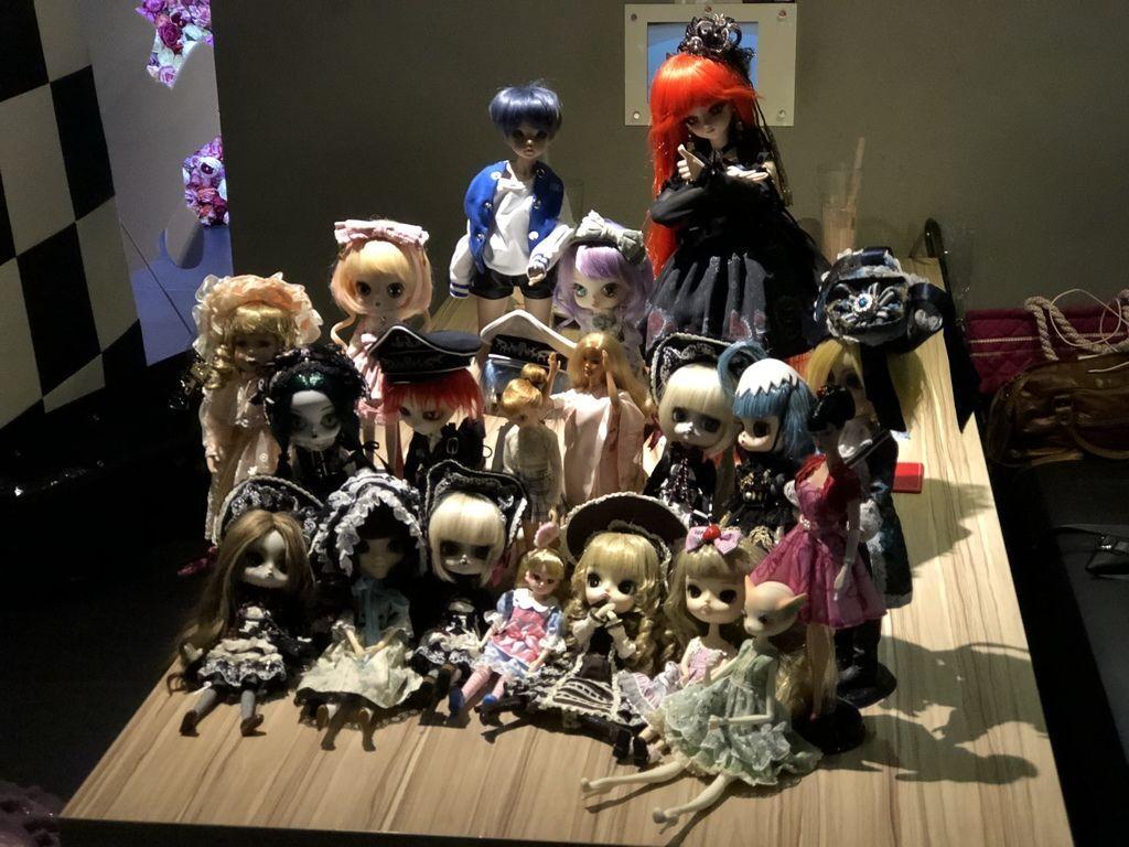 一年一度Lolita+Dolls茶會
