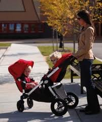 baby jogger with second seat