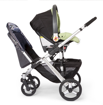 vista with carseat
