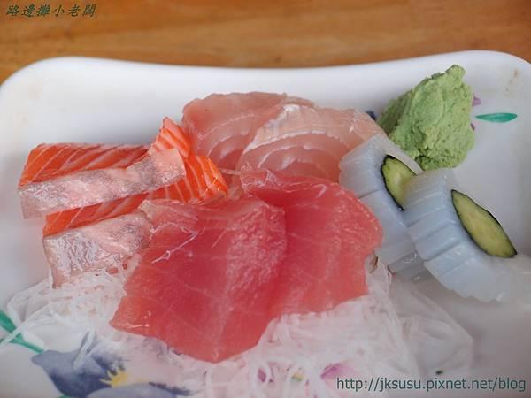 P2176169綜合生魚片$130