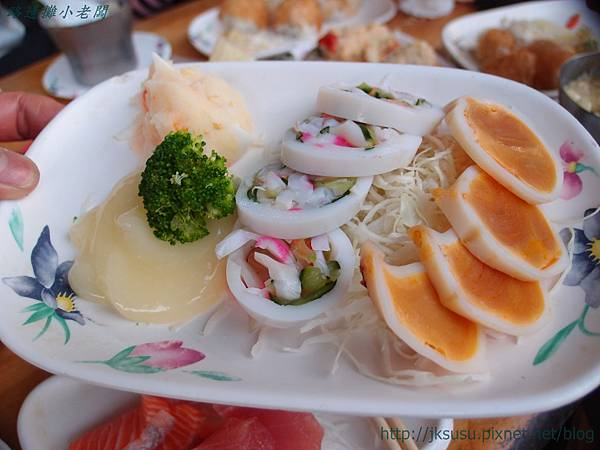 P2176172魚蛋沙拉$90