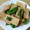 蒜苗燒豆腐 5.JPG