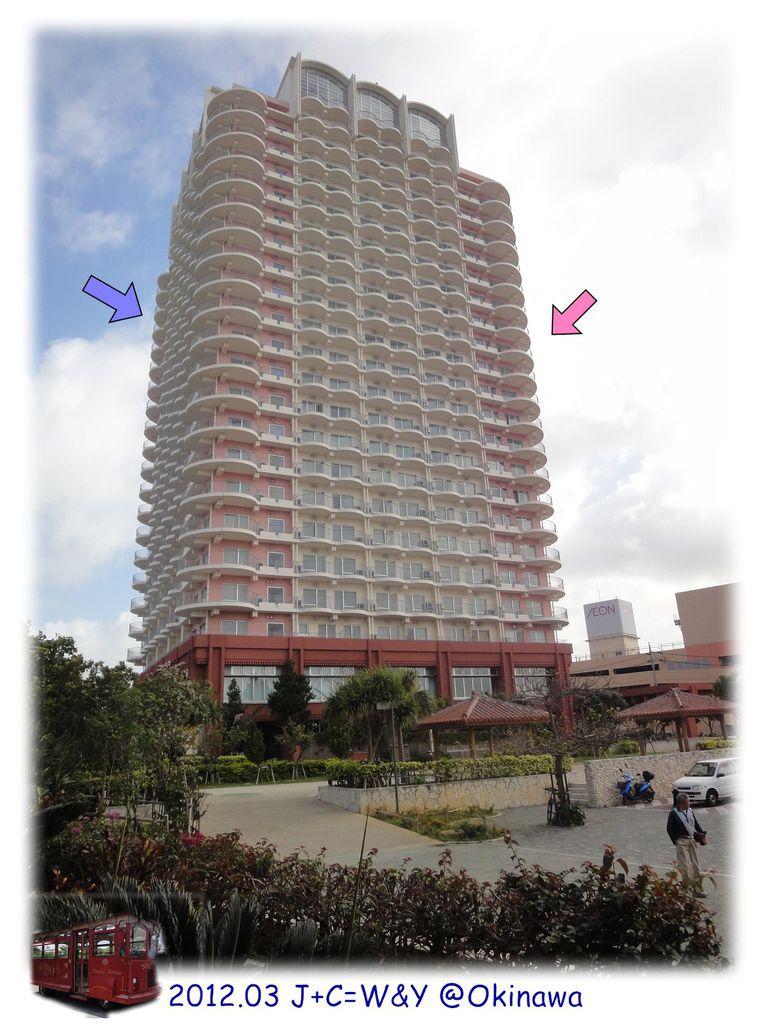 3.22飯店-美濱之城10