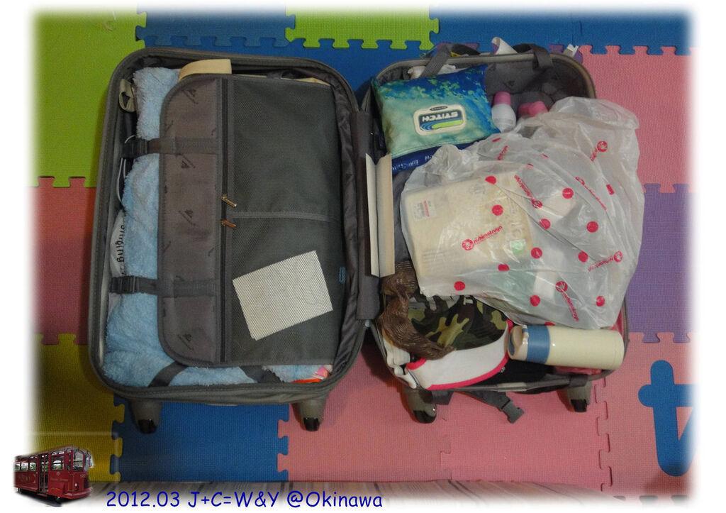 3.25另一件快爆開的行李