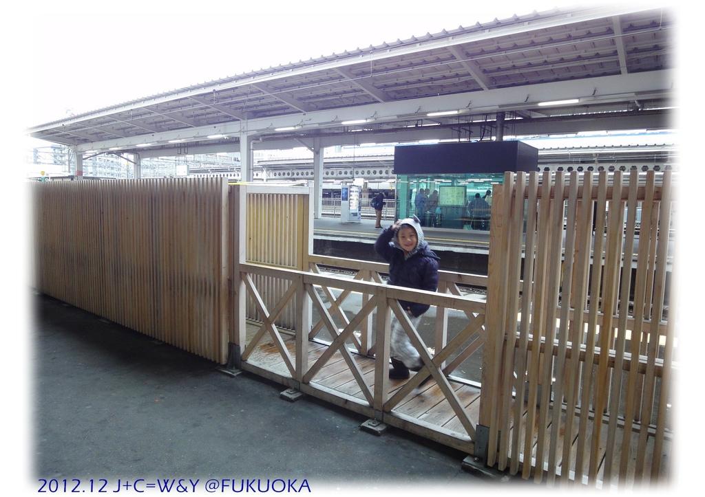 12.30 JR駅第一月台2