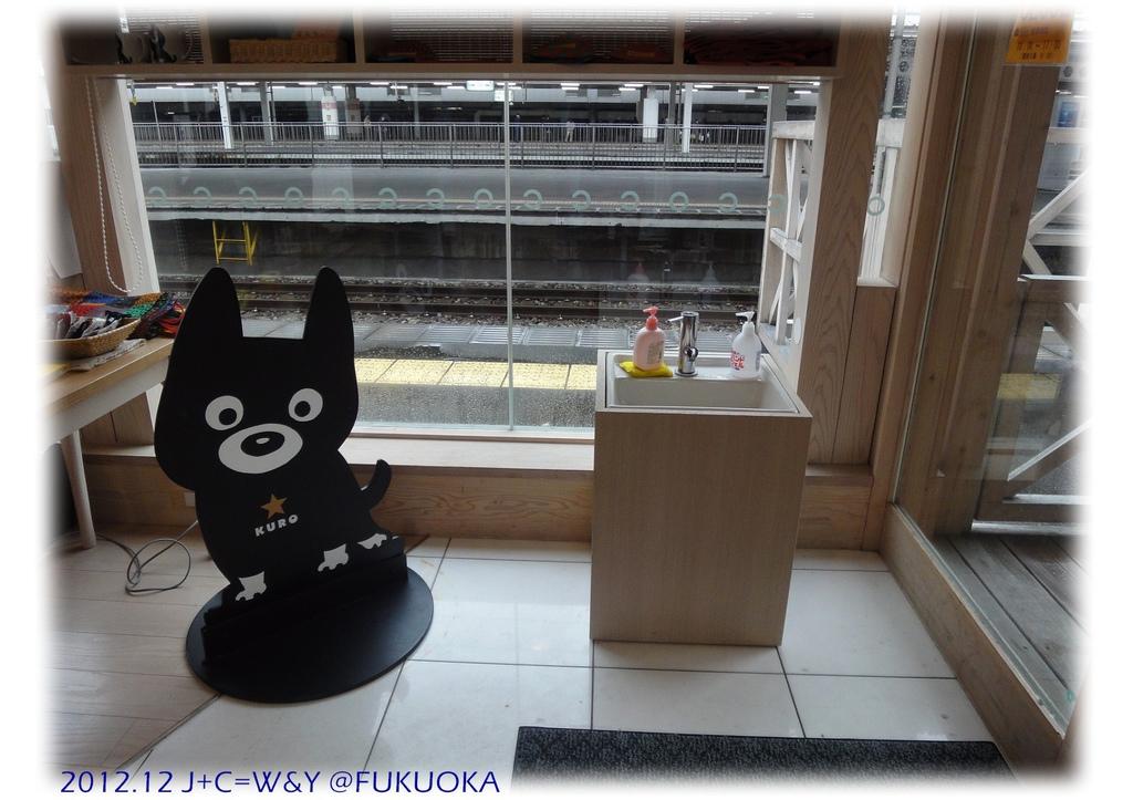 12.30 JR駅第一月台13